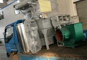 能达DATC-5500型滤筒除尘设备高效解决车间不锈钢抛光粉尘污染问题