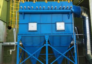 能达环境DAPF-21000型防爆除尘设备用于塑料原料除尘项目效果明显(附数据对比论证)