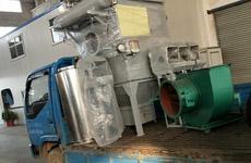 能达DATC-5500型滤筒除尘系统高效解决车间不锈钢抛光粉尘污染问题