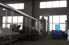 塑料废气处理项目使用废气喷淋吸收塔和uv光解废气催化装置后顺利通过环评检测