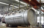 能达不锈钢喷淋吸收塔等废气处理成套设备解决金属压铸公司废气废灰废烟问题