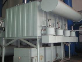 活性炭吸附-脱附净化系统