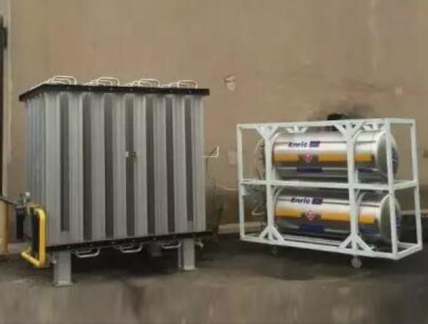 LNG供气系统
