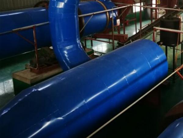 燃气(油)热风炉